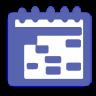 CDV Calendario Academico Icon