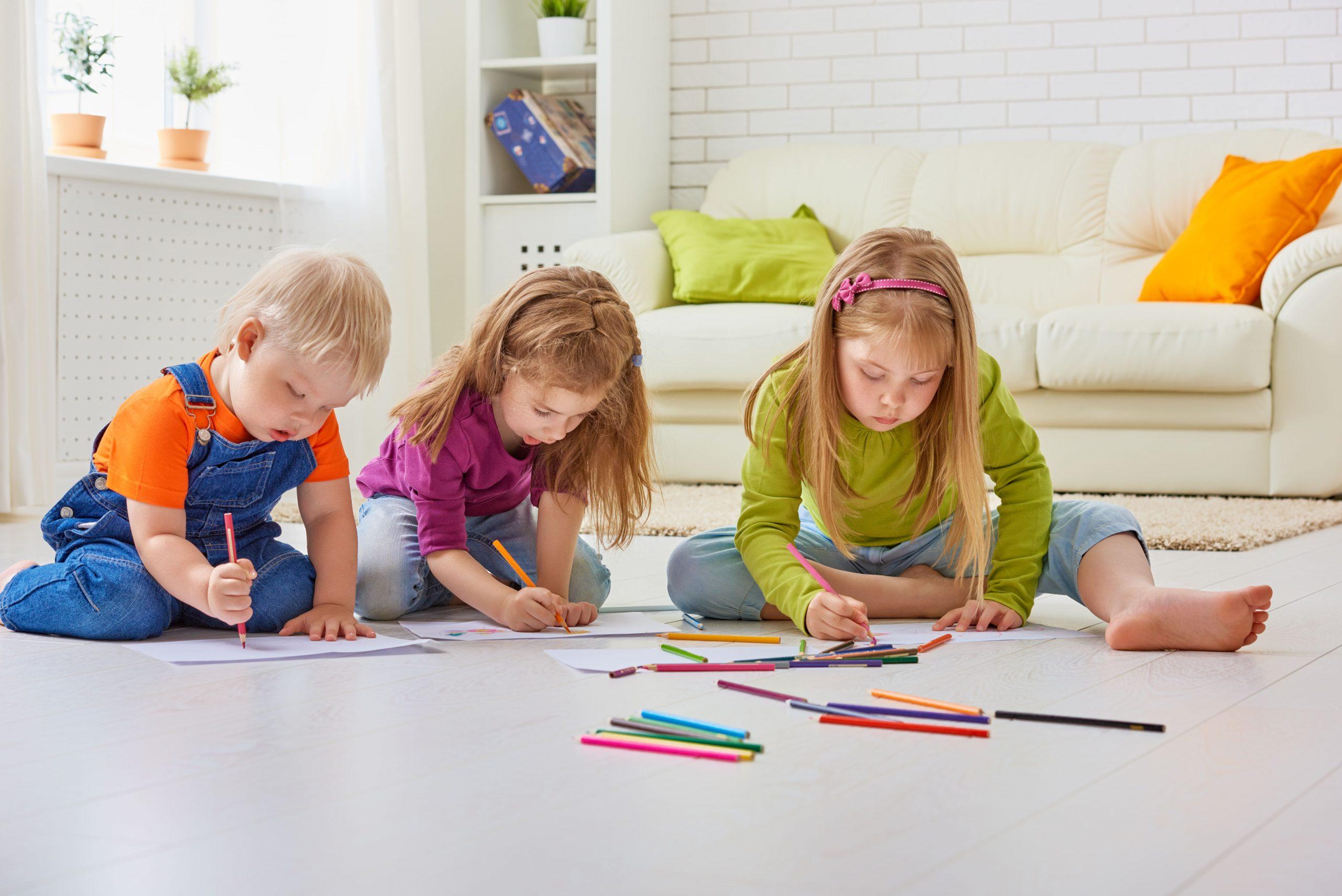 cómo aprenden los niños de preescolar
